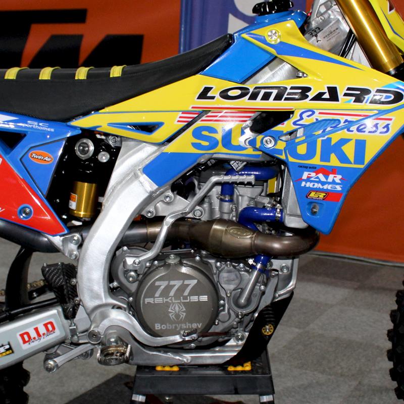 Suzuki RM Z 450 2018-2019 3 Piece Y-Piece Race Design Samco Sport