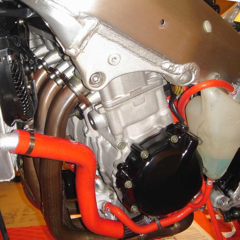 Suzuki GSX R 600 K1 / K2 / K3 2000-2003 9 Piece Samco Sport